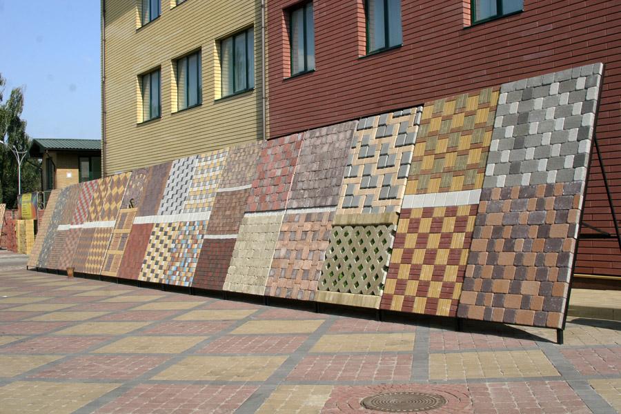Золотий Мандарин Квадра | Тротуарная плитка и